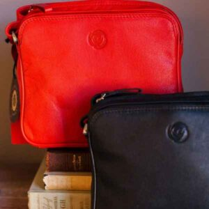 leather bags and purses from the Yorkshire Handbag Company